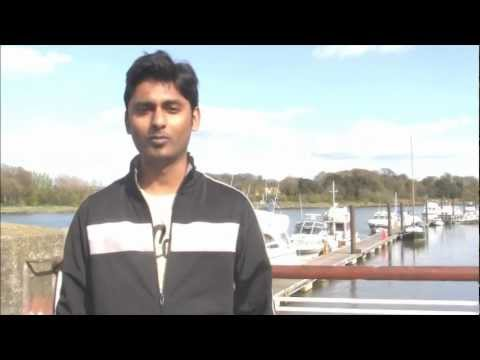 Waterford Institute of Technology Ambassador Himanshu Dadheech