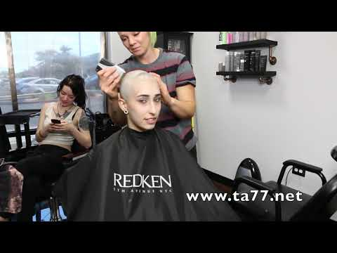 Heather 3 LV Trailer: Shaves Head as Girlfriend Watches