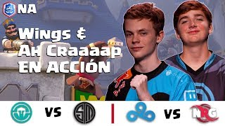 Video ¡CRL Norteamérca: Immortals v. Team SoloMid | Cloud9 v. NRG! download MP3, 3GP, MP4, WEBM, AVI, FLV September 2018
