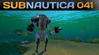 SUBNAUTICA [041] [der erste Prawnanzug] [Let's Play Gameplay Deutsch German] thumbnail