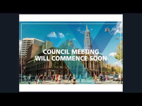 30 May 2017 | Council Meeting