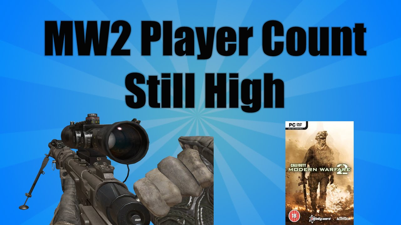MW2 Still Has A Strong Player Count 2014