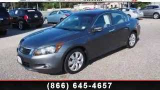 2008 Honda Accord Sdn - Kindle Auto Plaza - South Jersey, N