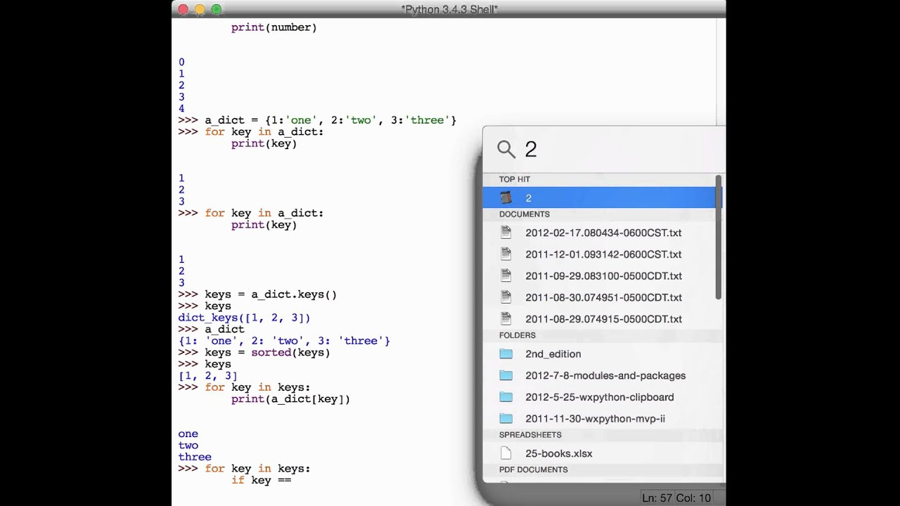 Python 101: Episode #5 – Loops | The Mouse Vs  The Python
