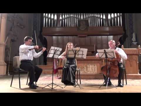 J S Bach Three parts inventions (Sinfonias)