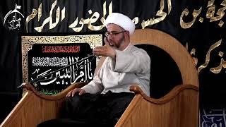 الشيخ مصطفى الموسى -  كان لدى أم البنين مخزون معرفي عن طريق والدها بأهل البيت قبل الزواج بالإمام علي