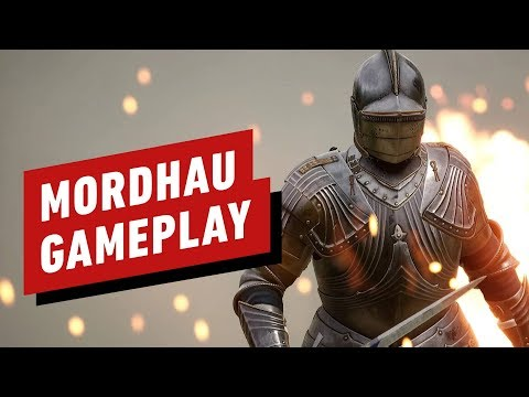 5 Minutes of Mordhau Gameplay (1080p 60FPS)