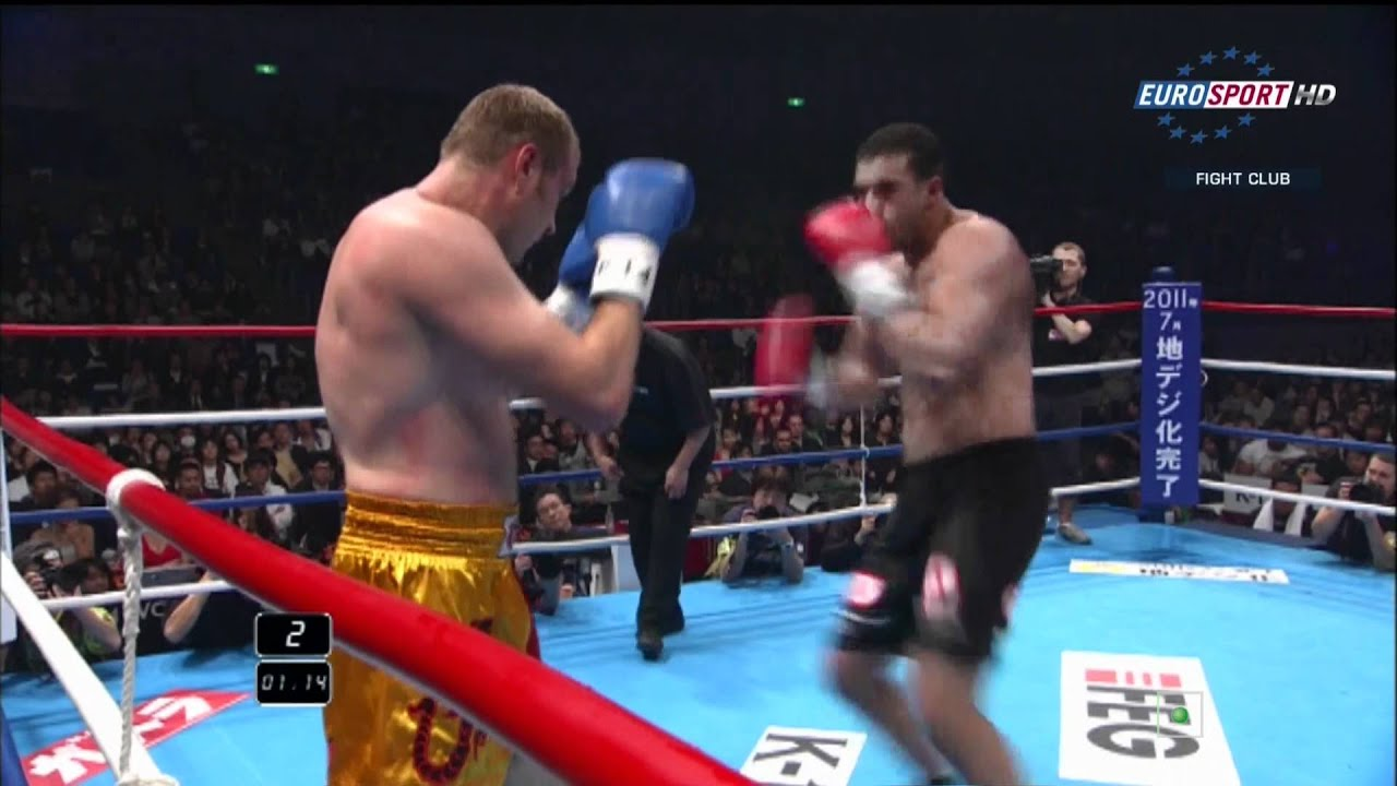 K-1 World GP 2010 Badr Hari vs...