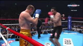 K-1 World GP 2010 Badr Hari vs Alexey Ignashov 03.04.2010 (Yokohama, Japan) - HDTV