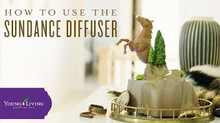 How To Use the Sundance Diffuser by Young Living