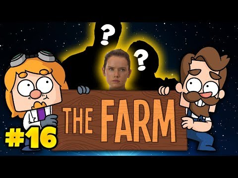 Minecraft The Farm #16 - Rey's Parents