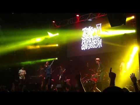Tokio Ska Paradise Orchestra (Club Chocolate, Chile, 2017) parte 3