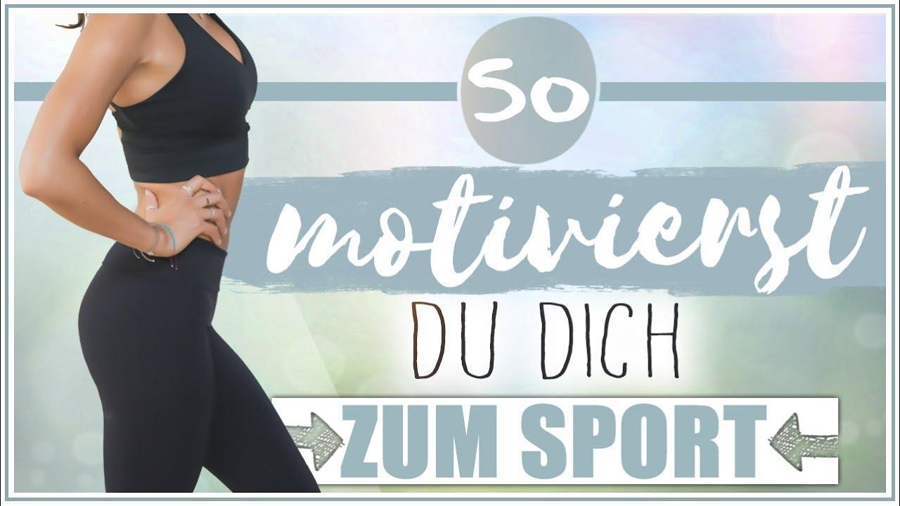 Motivation zum Sport - Mit diesen Tipps klappt's endlich!