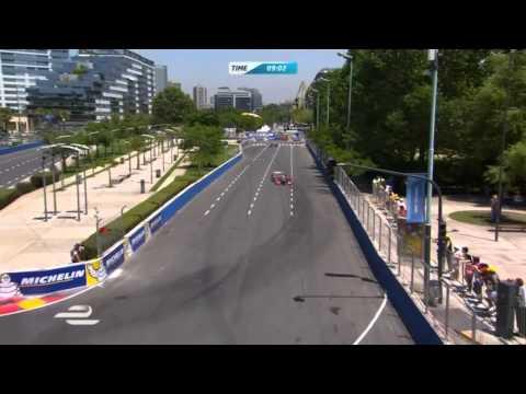 Formula E 2015. Buenos Aires Eprix. Round 4. Qualification