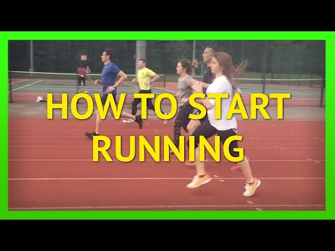 How to Start Running - Free Programme & Tips for Beginners [Ep16]