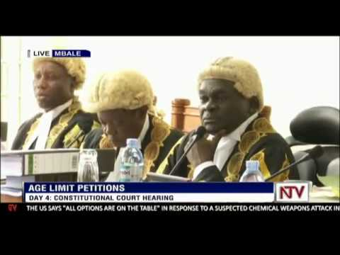 LIVE: DAY 4 OF AGE LIMIT PETITIONS | CONSTITUTIONAL COURT HEARING CASE IN MBALE