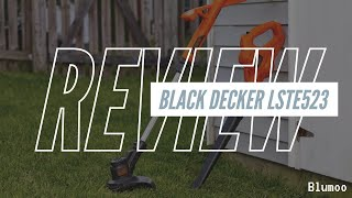 BLACK+DECKER LSTE523 Li-On String Trimmer