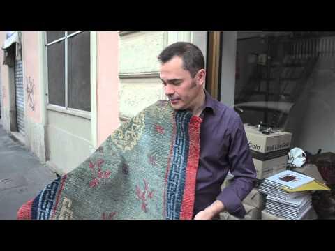 Antique Tibetan Rug - James Cohen Antique Carpets