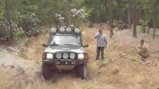 Uwharrie OHV - Daniel Part 2 - Death of a Zebra