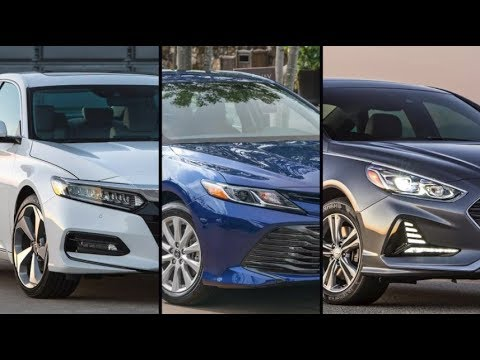THE HYUNDAI SONATA and TOYOTA CAMRY are BETTER THAN THE HONDA ACCORD: BUT WHY?