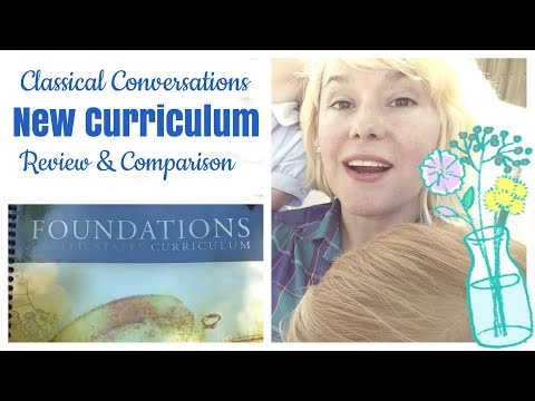 📚 Classical Conversations    NEW Foundations Guide Curriculum    Review & Comparison  📚