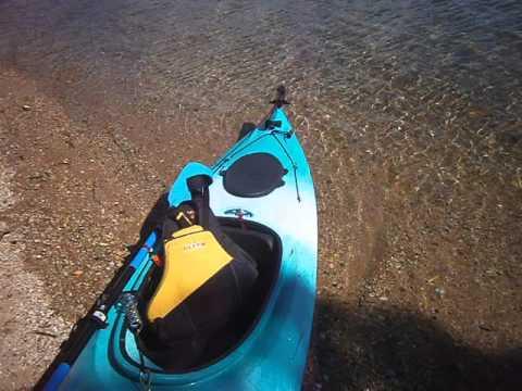 My Australis Saratoga kayak