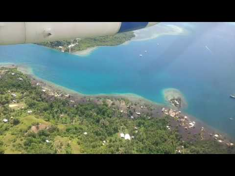 13 It's time to leave Gizo and Fly to Munda, Solomon Islands