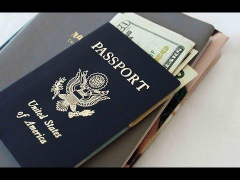 Лотерея Гринкард США: Изменение правил участия - DV-2021 теперь только с паспортными данными