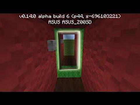 как сделать чоб дверь сама открывалась майнкрафт пе 0.14.0 #6