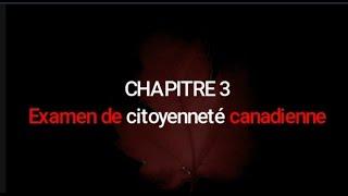 CANADA: Examen de citoyenneté canadienne Ch3 - L'histoire du Canada