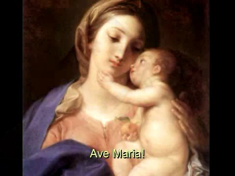 AVE MARIA  Celine Dion