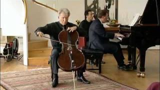 III. Brahms Sonate F Major Op. 99, III Allegro passionato, Johannes Goritzki, John Thwaites