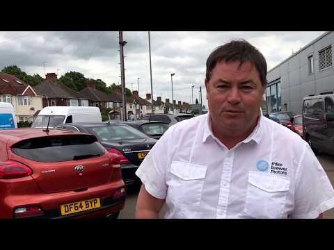 Mike Brewer Motors Luton tour