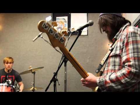 WIDR basement show: Everyday Sensei
