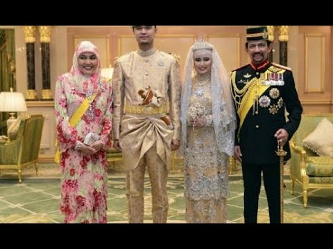 World's Richest Brunei Sultan's luxurious Life Exclusive & Very Rare Pics