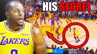 The REAL Reason Why Andre Iguodala Makes The Lakers SO Good (Ft. NBA Hands, Warriors, & Expressions)