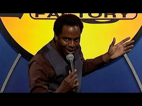Baron Vaughn - Waking Up (Stand Up Comedy) - YouTube