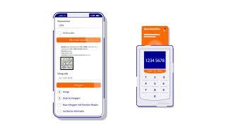 Registreren in de Rabo Bankieren App