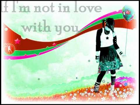 If i'm not in love with you by Kathy Troccoli