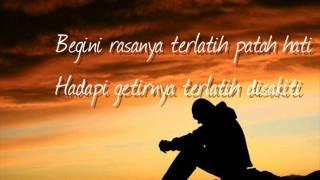 Endank Soekamti - Terlatih Patah Hati (lirik)
