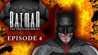 WE FINALLY MEET THE JOKER! | Batman The Telltale Series - Part 4
