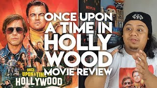 [SPOILER] oNCE uPON a tIME iN hOLLYwOOD - Movie Review