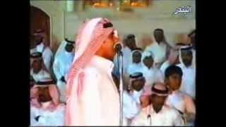 بخيت السناني  ابن رحمه ج1 موال جنون الصفوف بالمدينة
