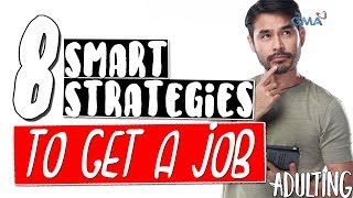 Adulting with Atom Araullo: 8 smart strategies to get a job | GMA One