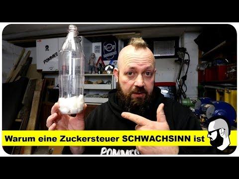 Zuckersteuer in Deutschland? (warum das nichts bringt)