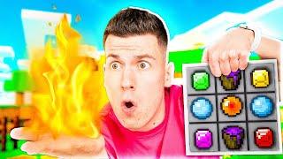 КАК СКРАФТИТЬ ОГОНЬ В МАЙНКРАФТЕ ? НУБ против ПРО в Майнкрафт Minecraft МАЙНКРАФТ БАТЛ