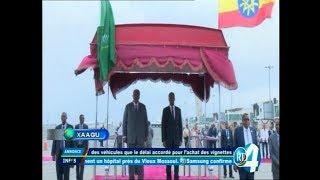 Télé Djibouti Chaine Youtube : JT en Somali du 02/07/2017