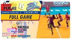 PVL OC 2018: BanKo-Perlas vs. Creamline | Full Game | 1st Set | October 17, 2018
