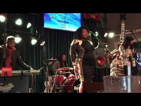 Miss Joyce Live with Reprise Performance Hard Rock Memphis