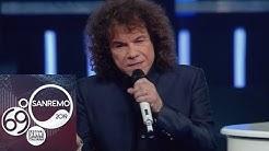 """Sanremo 2019 - Riccardo Cocciante interpreta la sua """"Margherita"""" con Claudio Baglioni"""